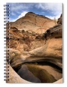 Canyon Pool Spiral Notebook