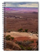 Canyonland Overlook Spiral Notebook