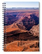 Canyonlands II Spiral Notebook