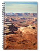 Canyonlands Spiral Notebook