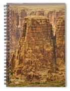 Canyons  Spiral Notebook