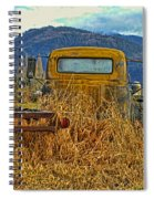 Caoc2007-08 Spiral Notebook