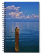 Cap Ferret  Spiral Notebook