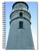 Cape Blanco Light Spiral Notebook