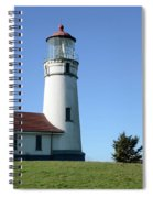 Cape Blanco Lighthouse 1 Spiral Notebook