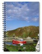 Cape Clear Island, Co Cork, Ireland Spiral Notebook