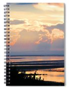 Cape Cod Beach Brewster Spiral Notebook