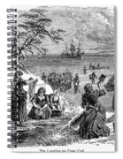 Cape Cod: Pilgrims Spiral Notebook