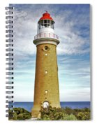 Cape Du Couedic Light House Spiral Notebook