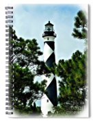 Cape Lookout Spiral Notebook
