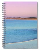 Cape May Light House Panorama Spiral Notebook