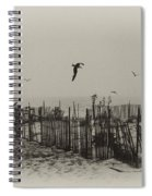 Cape May Morning Spiral Notebook