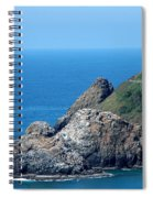 Cape Mears Lighthouse Spiral Notebook
