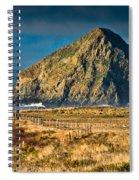 Cape Mendocino Spiral Notebook