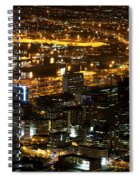 Cape Town Spiral Notebook