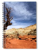 Capitol Hike Spiral Notebook