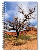 Capitol Tree Spiral Notebook