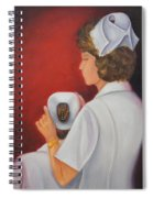 Capping A Tradition Of Nursing Spiral Notebook