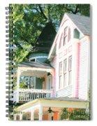 Captain Harris House Memphis Spiral Notebook