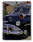 Car 54 Where Are You Spiral Notebook
