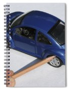 Car Bought From Faa Sales Spiral Notebook