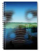 Car Face Spiral Notebook