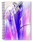 Car Reflections Spiral Notebook