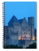 Carcassonne At Twilight Spiral Notebook