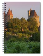 Carcassonne Dawn Spiral Notebook
