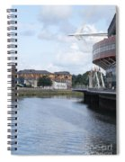 Cardiff In Wales Spiral Notebook