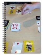 Cards Spiral Notebook