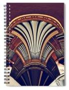 Carillonais Spiral Notebook
