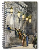 Carnegie Hall, 1891 Spiral Notebook