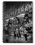 Carnival - Game-a-rama Spiral Notebook