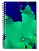 Carnivale 3 Spiral Notebook