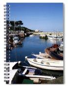 Carnlough, Co. Antrim, Ireland Spiral Notebook