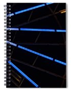 Carny Night 3 Spiral Notebook