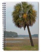 Carolina Palmetto Spiral Notebook