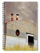 Carolina St Goner Spiral Notebook