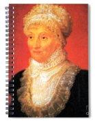 Caroline Herschel, German-british Spiral Notebook