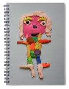Caroline Spiral Notebook