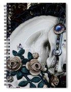 Carousel Horse - 8 Spiral Notebook