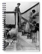 Carpenters Spiral Notebook