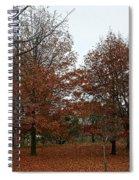 Carpeted Spiral Notebook