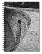 Carriage Path Bridge Spiral Notebook