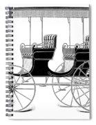 Carriage: Surrey Spiral Notebook