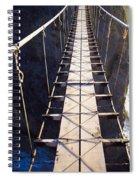 Carrick-a-rede, County Antrim, Ireland Spiral Notebook
