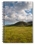 Carrizo Plain National Monument Spiral Notebook