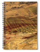 Carroll Rim Painted Hills Spiral Notebook