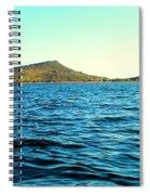 Carter Lake Spiral Notebook